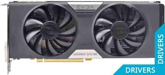Видеокарта EVGA GeForce GTX 780 3GB GDDR5 (03G-P4-2782)