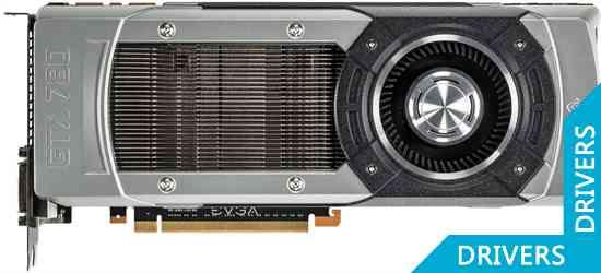Видеокарта EVGA GeForce GTX 780 3GB GDDR5 (03G-P4-2781)