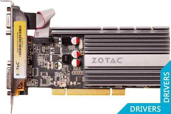 Видеокарта ZOTAC GeForce GT 610 1024MB DDR3 (ZT-60606-10L)