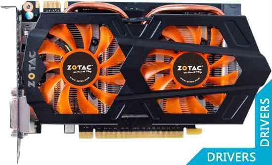 ���������� ZOTAC GeForce GTX 650 Ti BOOST 2GB GDDR5 (ZT-61201-10M)