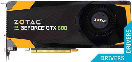���������� ZOTAC GeForce GTX 680 4GB GDDR5 (ZT-60106-10P)