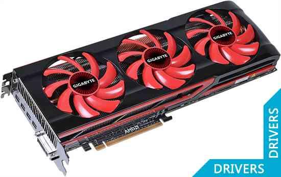 Видеокарта Gigabyte HD 7990 6GB GDDR5 (GV-R799D5-6GD-B)