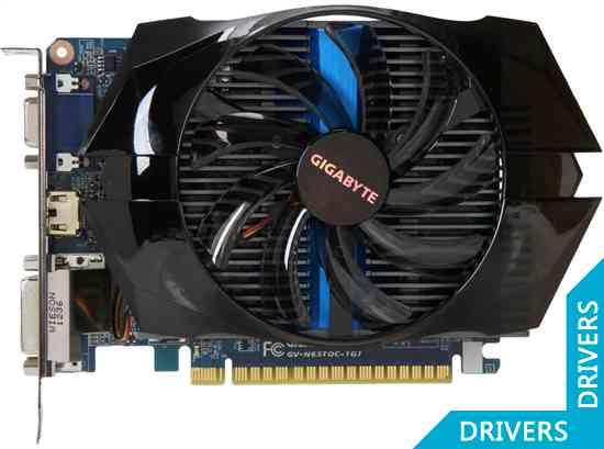 ���������� Gigabyte GeForce GTX 650 Ti OC 1024MB GDDR5 (GV-N65TOC-1GI (rev. 2.0))