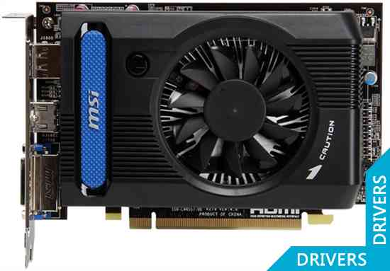 Видеокарта MSI HD 7730 1024MB GDDR5 (R7730-1GD5V1)