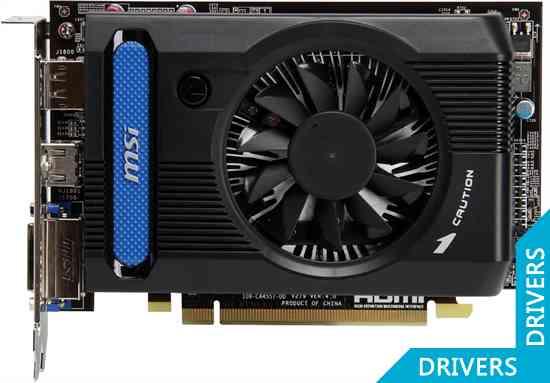 Видеокарта MSI HD 7750 OC 1024MB GDDR5 (R7750-1GD5/OC)