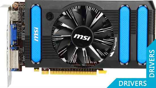 Видеокарта MSI GeForce GTX 650 Ti 1024MB GDDR5 (N650Ti-1GD5V1)