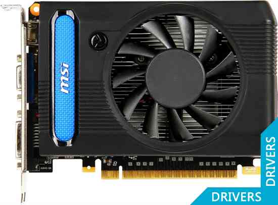 ���������� MSI GeForce GT 640 4GB DDR3 (N640-4GD3)