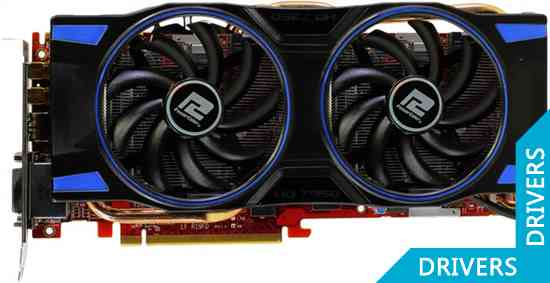 Видеокарта PowerColor HD 7950 3GB GDDR5 V5 (AX7950 3GBD5-2DHV5)