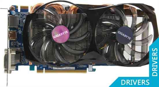 Видеокарта Gigabyte GeForce GTX 650 Ti BOOST 2GB GDDR5 (GV-N65TBOC-2GD)