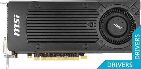 ���������� MSI GeForce GTX 660 Ti OC 2GB GDDR5 (N660Ti-2GD5/OCV1)