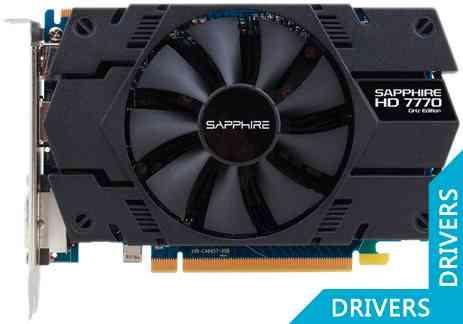 Видеокарта Sapphire HD 7770 OC 1024MB GDDR5 (11201-20)