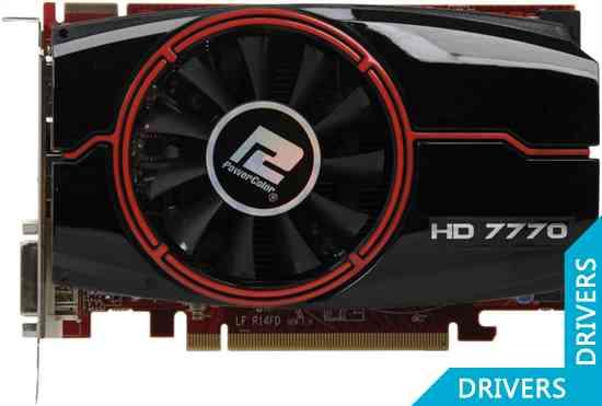 Видеокарта PowerColor HD 7770 1024MB GDDR5 V2 (AX7770 1GBD5-DHE)