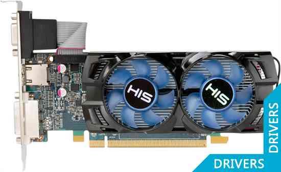 Видеокарта HIS HD 7750 iCooler 1024MB GDDR5 (H775FN1G)