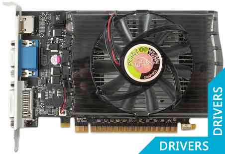 ���������� Point of View GeForce GT 630 4GB DDR3 (VGA-630-C1-4096)