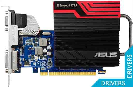���������� ASUS GeForce GT 620 DirectCU Silent 2GB DDR3 (GT620-DCSL-2GD3)