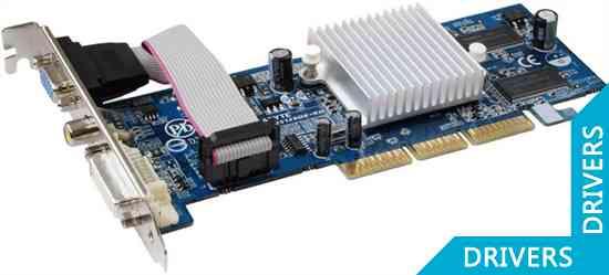 Видеокарта Gigabyte Radeon 9250 128MB DDR (GV-R925128DE-RH)