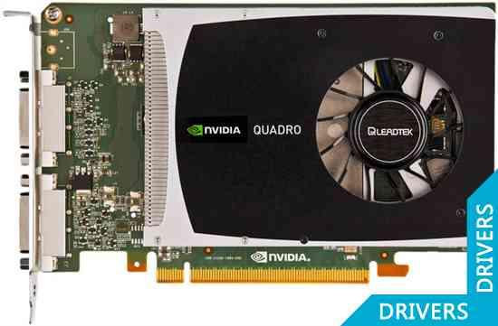 Видеокарта Leadtek Quadro 2000D 1024MB GDDR5