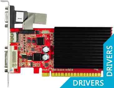 ���������� Palit GeForce 210 1024MB DDR3 (NEAG2100HD06-2187H)