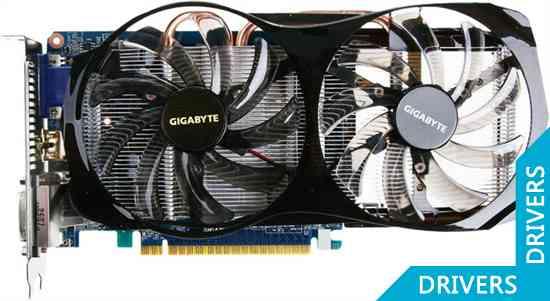 Видеокарта Gigabyte GeForce GTX 650 WindForce 2 1024MB GDDR5 (GV-N650WF2-1GI)