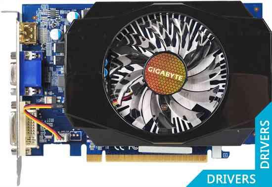 Видеокарта Gigabyte GeForce GT 630 1024MB GDDR5 (GV-N630D5-1GI)