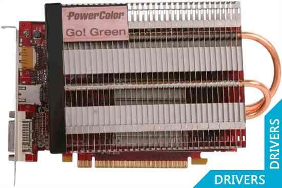 ���������� PowerColor Go! Green HD 7750 1024MB GDDR5 (AX7750 1GBD5-NH)