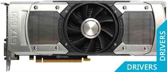 ���������� ZOTAC GeForce GTX 690 4GB GDDR5 (ZT-60701-10P)