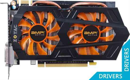 ���������� ZOTAC GeForce GTX 660 AMP! 2GB GDDR5 (ZT-60902-10M)
