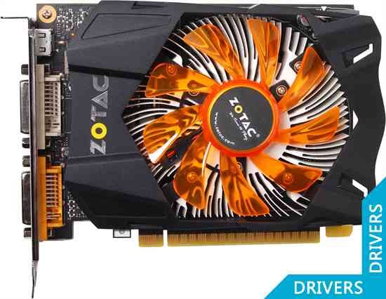 ���������� ZOTAC GeForce GTX 650 1024MB GDDR5 (ZT-61006-10M)