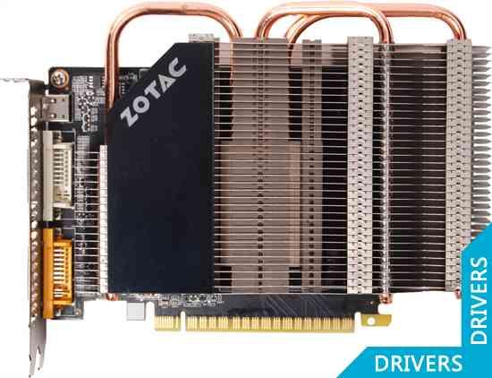 Видеокарта ZOTAC GeForce GT 640 Zone 2GB DDR3 (ZT-60204-20L)