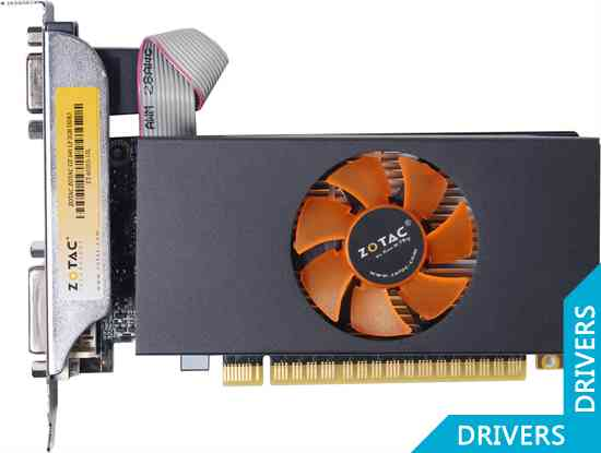Видеокарта ZOTAC GeForce GT 640 LP 2GB DDR3 (ZT-60203-10L)