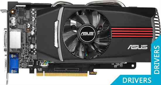 Видеокарта ASUS GeForce GTX 650 DirectCU OC 1024MB GDDR5 (GTX650-DCOG-1GD5)