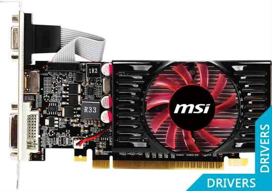 ���������� MSI GeForce GT 620 2GB DDR3 (N620GT-MD2GD3/LP)