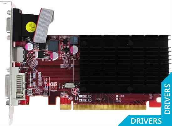 ���������� PowerColor Go! Green HD 6450 2GB DDR3 (AX6450 2GBK3-SH)