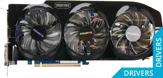 Видеокарта Gigabyte GeForce GTX 670 OC 4GB GDDR5 (GV-N670OC-4GD)