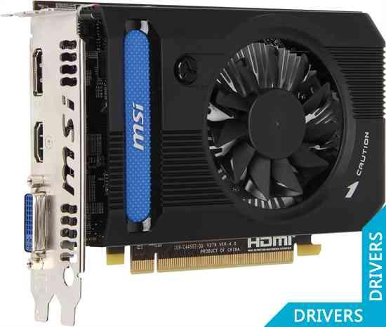 ���������� MSI HD 7750 2GB DDR3 (R7750-PMD2GD3)