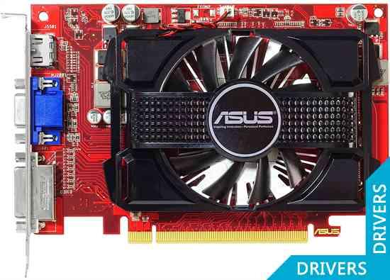 Видеокарта ASUS HD 6670 2GB DDR3 (HD6670-2GD3)