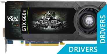 Видеокарта KFA2 GeForce GTX 660 Ti 2GB GDDR5