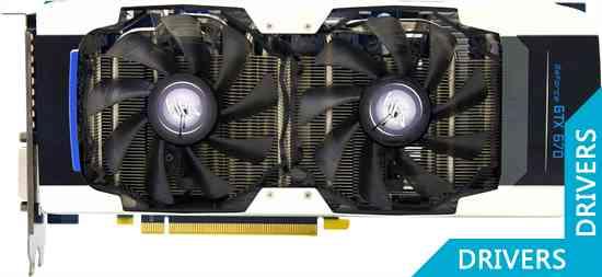 Видеокарта KFA2 GeForce GTX 670 EX OC 4GB GDDR5