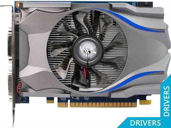 Видеокарта KFA2 GeForce GTX 650 Ti EX OC 1024MB GDDR5