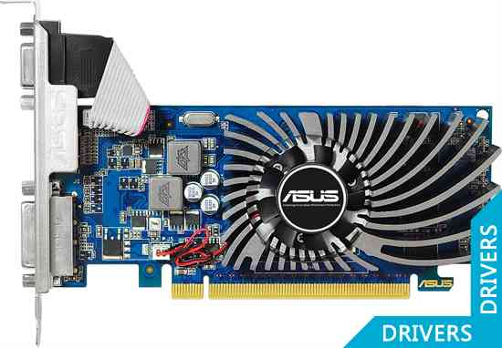 Видеокарта ASUS GeForce GT 620 1024MB DDR3 (GT620-1GD3-L-V2)