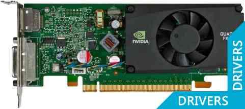Видеокарта PNY Quadro FX 380 512MB DDR3 (VCQFX380LP-PB)
