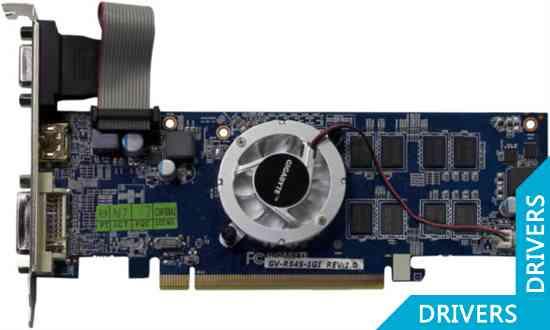 ���������� Gigabyte HD 5450 1024MB DDR3 (GV-R545-1GI)