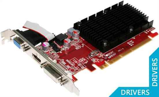 Видеокарта PowerColor Go! Green HD 5450 1024MB DDR3 V3 (AX5450 1GBK3-SHV3)