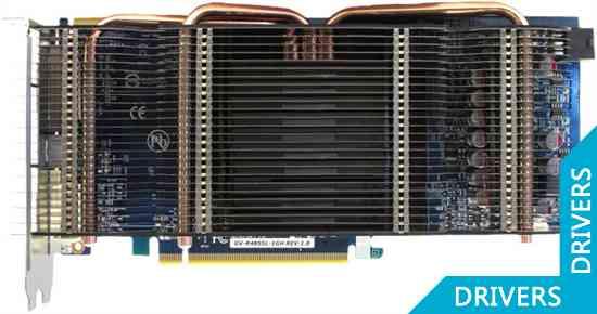 Видеокарта Gigabyte HD 4850 Silent Cell 1024MB GDDR3 (GV-R485SL-1GH)