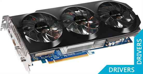 ���������� Gigabyte HD 7870 WindForce 3 2GB GDDR5 (GV-R787WF3-2GD)