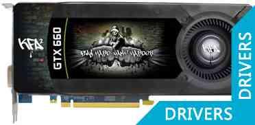 Видеокарта KFA2 GeForce GTX 660 2GB GDDR5