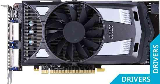 Видеокарта MSI GeForce GTX 650 1024MB GDDR5 (N650 PE 1GD5/OC)
