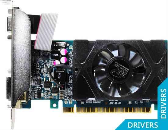 ���������� Inno3D GeForce GT 610 1024MB DDR3 (N610-1DDV-D3BX)