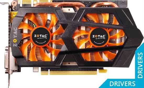 ���������� ZOTAC GeForce GTX 660 Ti 2GB GDDR5 (ZT-60801-10P)