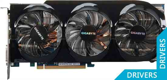 Видеокарта Gigabyte HD 7970 GHz Edition 3GB GDDR5 (GV-R797TO-3GD)